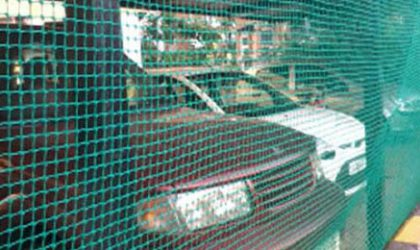Parking Safety Nets in Bangalore