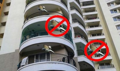 anti pigeon nets dealers in bangalore